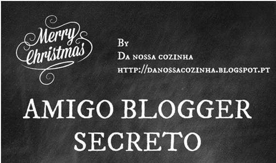 Amigo Blogger Secreto 2014