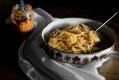 Sun Dried Tomato Pesto and Mushroom Pasta