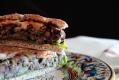 Hambúrgueres de Cogumelos e Feijão Preto Saudáveis {Healthy Mushroom and Black Bean Burgers}